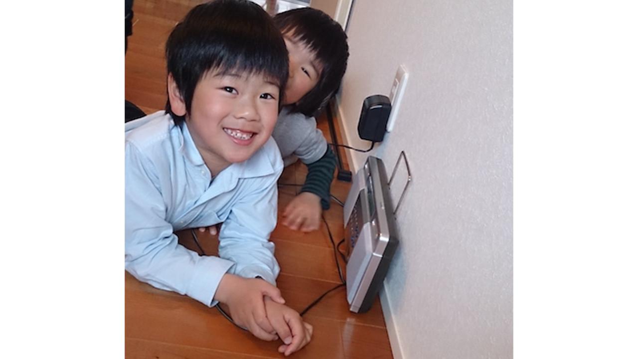 大分県 衛藤 優希くん(5歳)