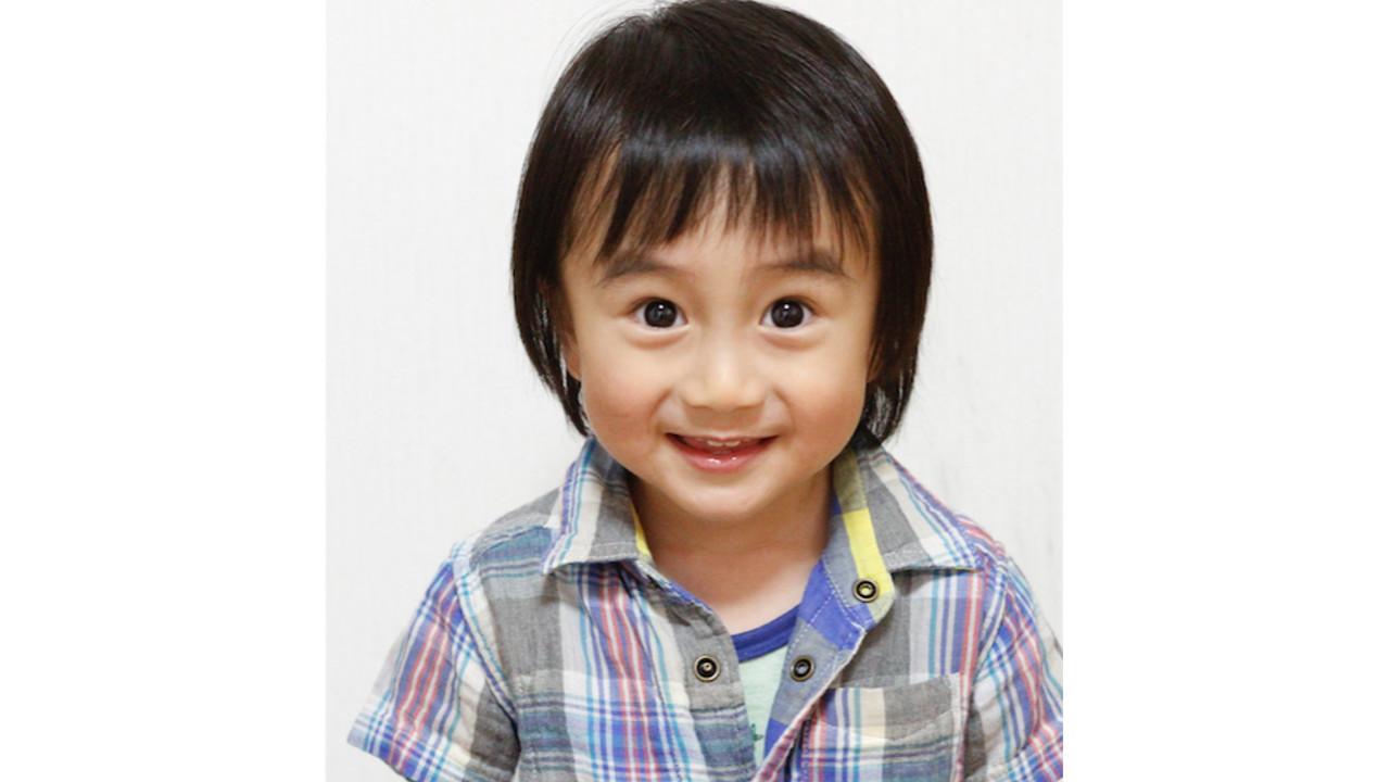 大阪府 大原 明浩くん(2歳)